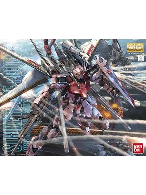 Bandai Gundam MG 1/100 Seed Strike Rouge + Ootori Orb MS MBF-02 + EW454F Model Kit