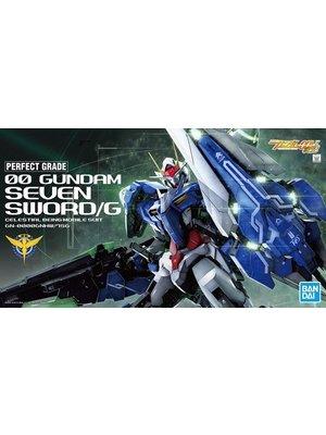 Bandai Gundam PG 1/60 00 Gundam Seven Sword/G GN-0000GNHW/7SG Model Kit