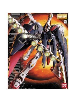 Bandai Gundam MG 1/100 Crossbone Gundam X-1 Full Cloth S.N.R.I. XM-X1 Model Kit