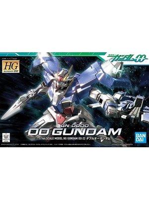 Bandai Gundam HG 1/144 MSG OO GN-0000 00 Model Kit 22