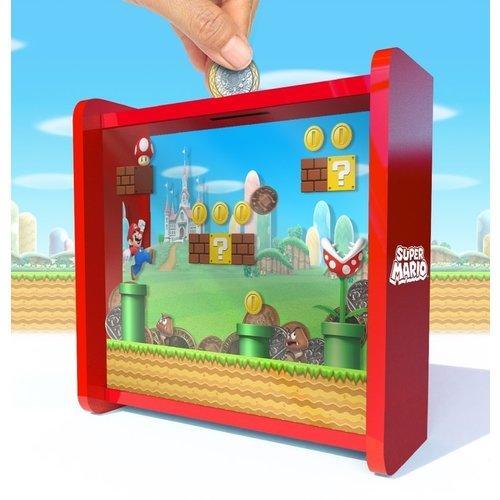 Super Mario Money Jump Money Box