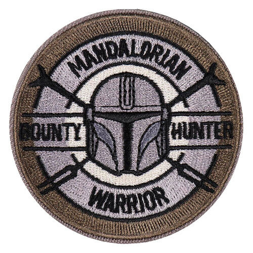 Cerda Star Wars The Mandalorian Iron On Patch