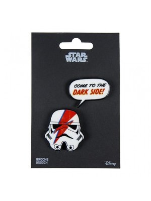 Cerda Star Wars Stormtrooper Brooches (Set of 2)