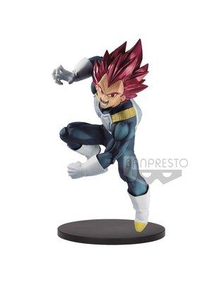 Dragon Ball Super Saiyan God Vegeta Figure Blood Of Saiyans Special VII 20cm