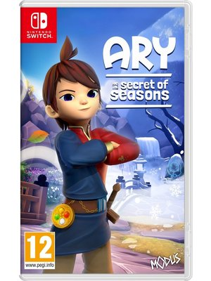 MindScape Ary and the Secret of Seasons (Nintendo Switch)