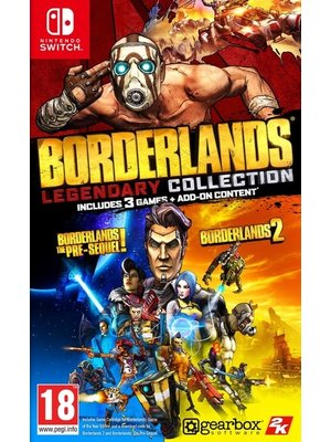 TakeTwo Borderlands Legendary Collection (Nintendo Switch)