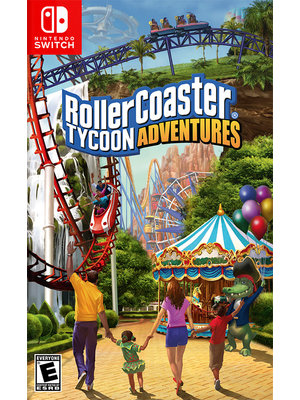 Bigben RollerCoaster Tycoon Adventures (Nintendo Switch)