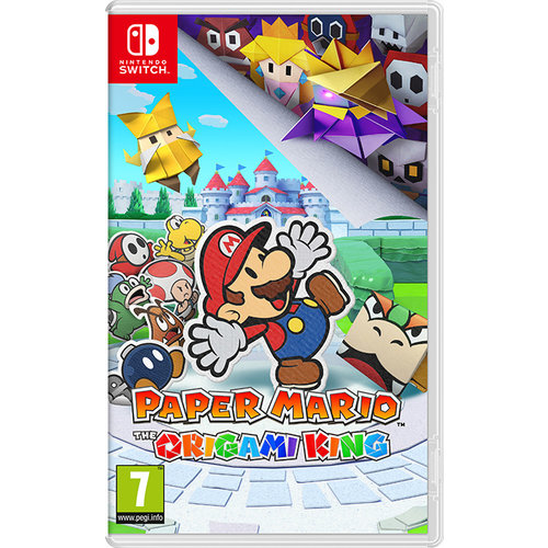 Nintendo Paper Mario: The Origami King (Nintendo Switch)