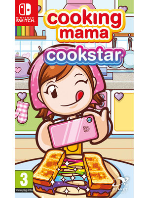 Koch Media Cooking Mama: Cookstar (Nintendo Switch)