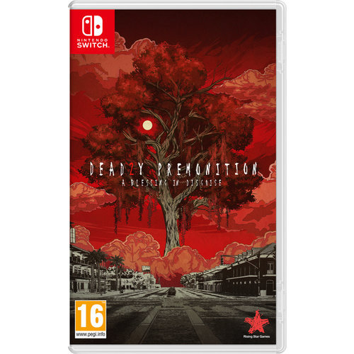 Nintendo Deadly Premonition 2: A Blessing in Disguise (Nintendo Switch)