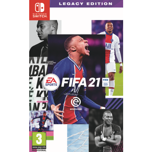 Electronic Arts FIFA 21: Legacy Edition (Nintendo Switch)
