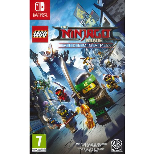 Warner Bros LEGO: Ninjago Movie Game (Nintendo Switch)