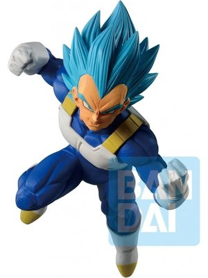 Bandai Dragon Ball Z Ichibansho Dokkan Battle Vegeta SSG 18cm Figure