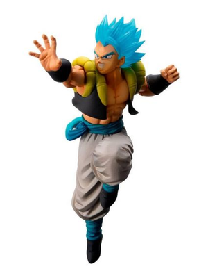 Bandai Dragon Ball Heroes Ichibansho SSGSS Gogeta 16cm