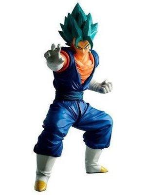 Bandai Dragon Ball Heroes Ichibansho Vegito SSGSS Statue 20cm