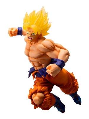 Dragon Ball Heroes Ichibansho Super Saiyan Son Goku 93 Statue 16cm