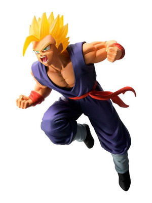 Dragon Ball Heroes Ichibansho Super Saiyan Son Gohan 94 Statue 17cm