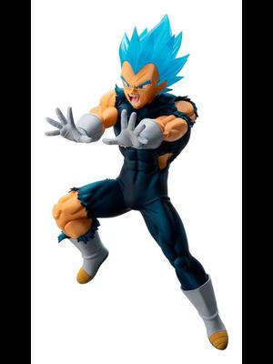Bandai Dragon Ball Heroes Ichibansho SSGSS Vegeta Statue 13cm