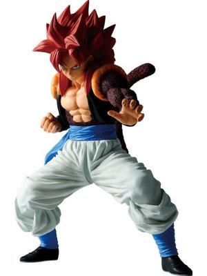 Bandai Dragon Ball Heroes Ichibansho Gogeta GT Super Saiyan 4 Statue 22cm