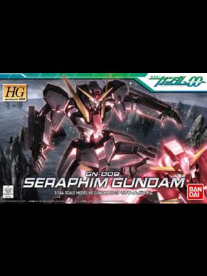 Gundam HG 1/144 MSG GN-009 Seraphim Gundam Model Kit 13cm 37