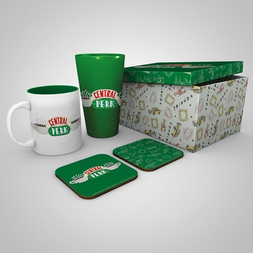 Friends Gift Box Central Perk Mug /