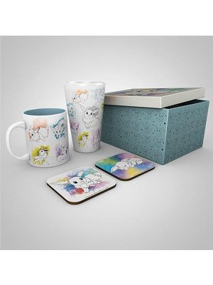 Pokemon Gift Box Eevee Mug / Glass