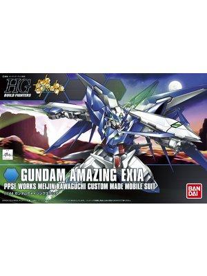 Bandai Gundam HG Build Fighters 1/144 Gundam Amazing Exia Model Kit 016