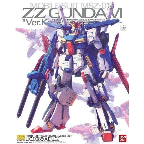 Bandai Gundam MG 1/100 ZZ Gundam Ver. Ka (Campaign) Model Kit