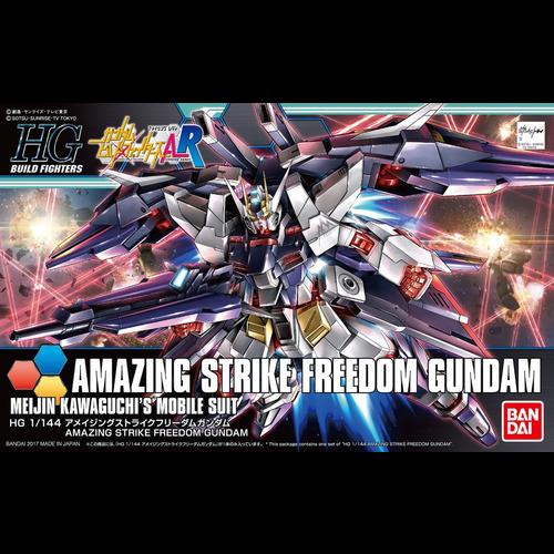 Bandai Gundam HG 1/144 Amazing Strike Freedom Model Kit 053