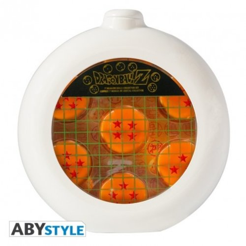 Abystyle Dragon Ball Collector Set of 7 Dragon Balls