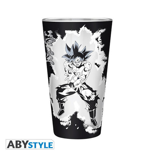 Dragon Ball Goku / Vegeta Large Glass 400ml
