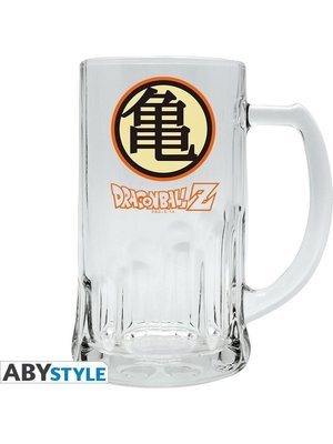 Dragon Ball Z Kame Symbol Tankard Beer Glass