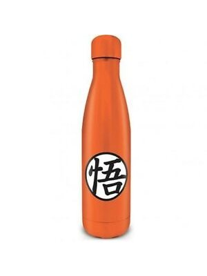 Dragon Ball Z Goku Kanji Metal Bottle
