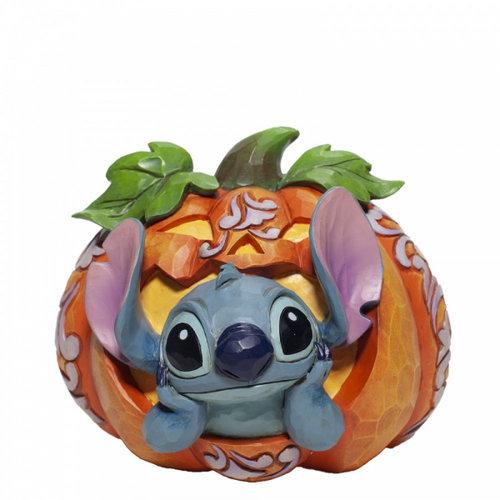Disney Traditions Disney Traditions Stitch O' Lantern Figurine