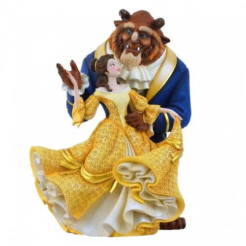 Disney Showcase Disney Showcase Collection Beauty and the Beast Deluxe Figurine