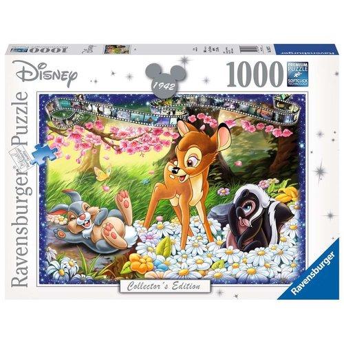 Disney Bambi Puzzle 1000pcs 70x50cm