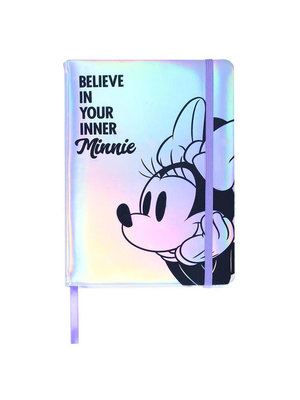 Cerda Disney Minnie Mouse Premium Notebook A5