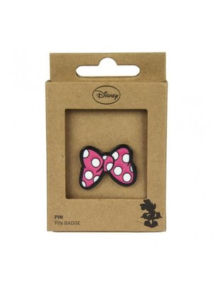 Cerda Disney Minnie Mouse Bow Metal Pin