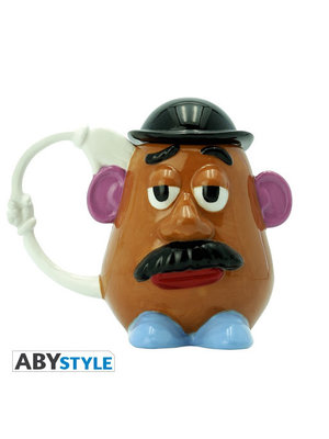 Disney Toy Story Mr. Potato Head 3D Mug