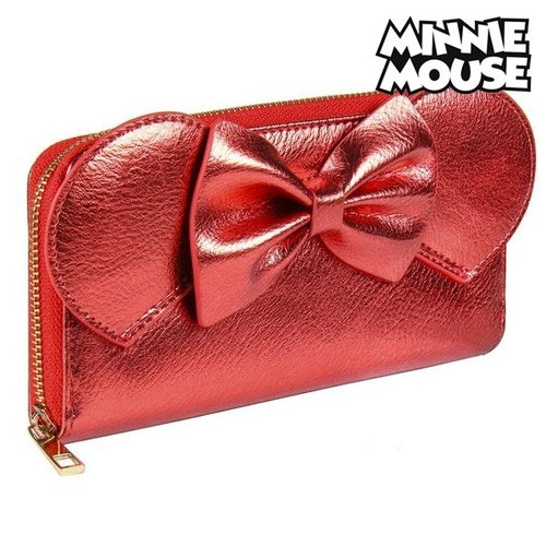 Cerda Disney Minnie Mouse Wallet Red