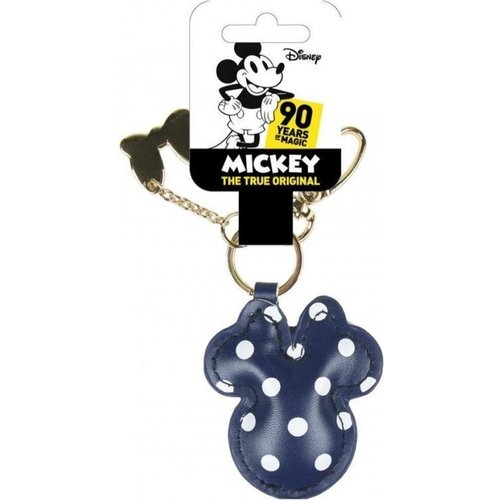 Cerda Disney Minnie Mouse 3D Keychain Purple