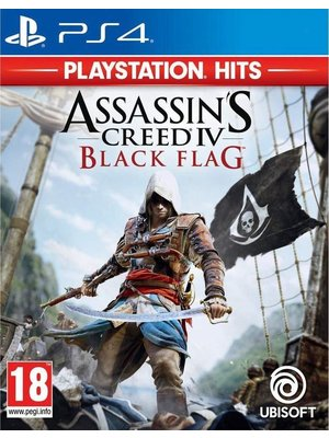 Ubisoft Assassin's Creed 4: Black Flag (PlayStation Hits) (PS4)