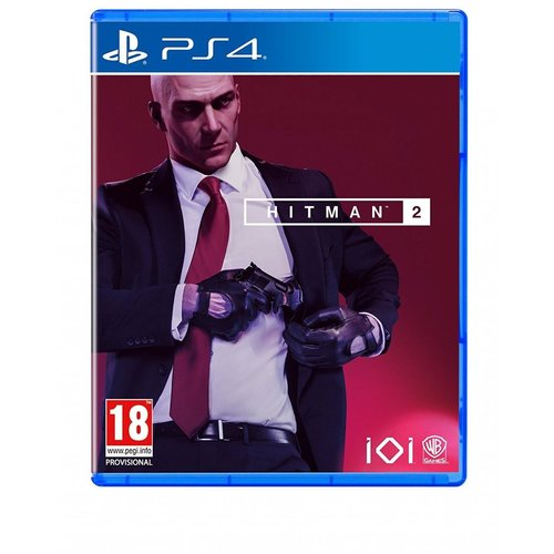 Warner Bros Hitman 2 (PS4)