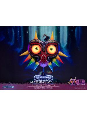 First4Figures The Legend of Zelda Collectors Edition Majora's Mask Pvc Statue F4F