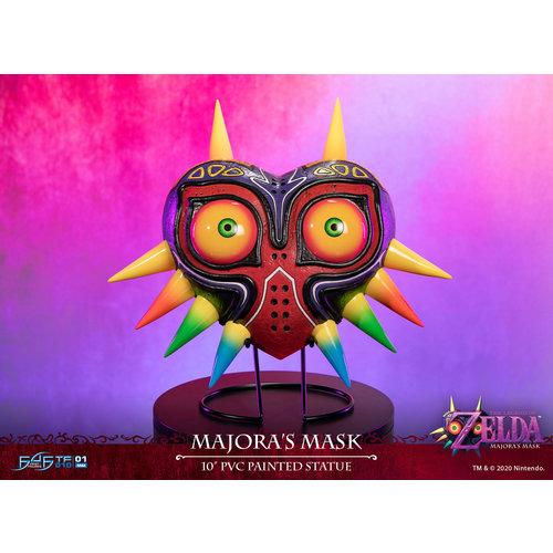 First4Figures The Legend of Zelda Majora's Mask Pvc Statue F4F