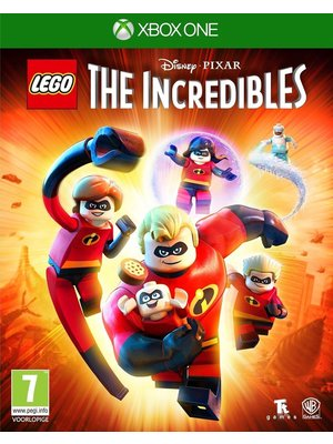 Warner Bros LEGO: The Incredibles (Xbox One)