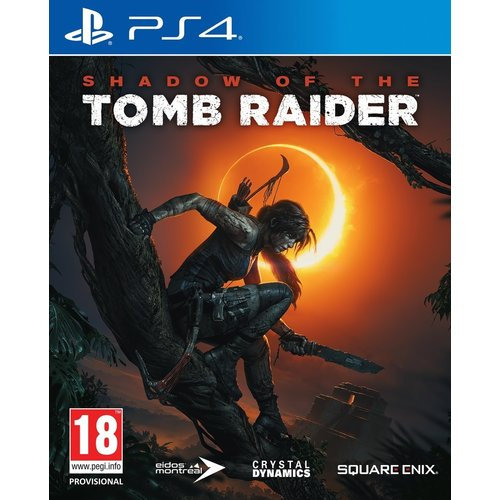 Square Enix Shadow of the Tomb Raider (PS4)