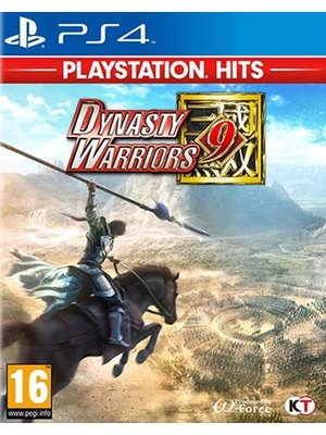 Tecmo Koei Dynasty Warriors 9 (PlayStation Hits) (PS4)
