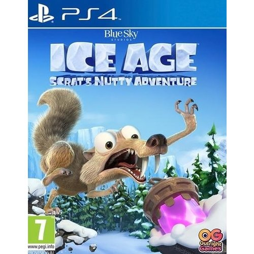 Bandai Namco Ice Age: Scrat's Nutty Adventure (PS4)