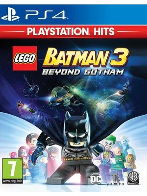 Warner Bros LEGO Batman 3: Beyond Gotham (PlayStation Hits) (PS4)